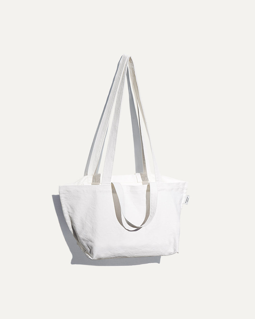 Four Seasons Bag / Small / Warm White (사계절 천가방)